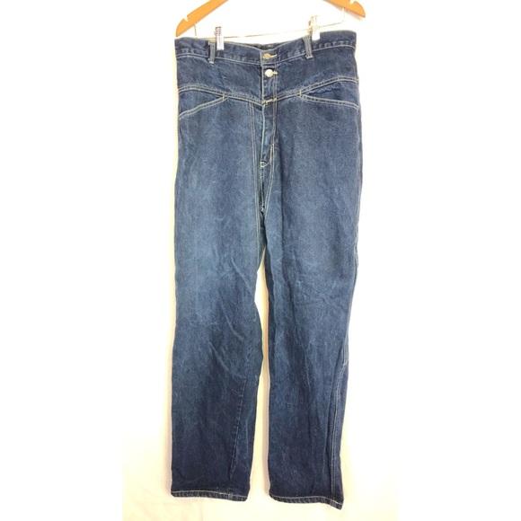 57c517d8 Marithe Francois Girbaud Jeans | Mfg 36 Dark Wash Workwear Euro ...